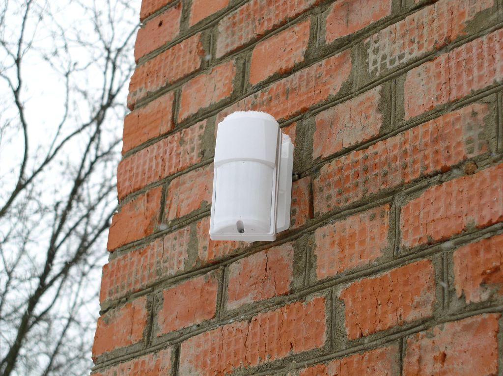 GSM сигнализация на удалённые объекты.